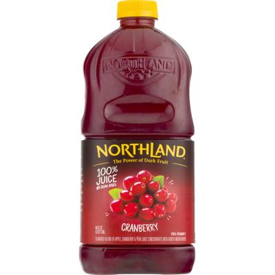 Northland 100% Juice, Cranberry