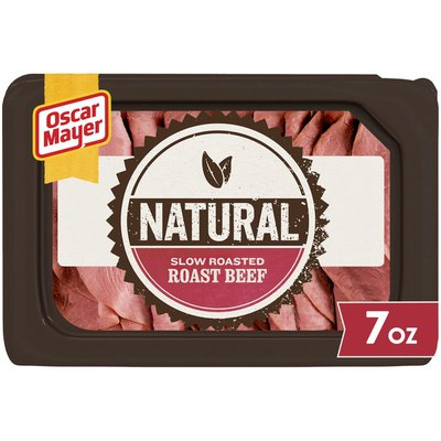 Oscar Mayer Slow Roasted Roast Beef Sliced Lunch Meat