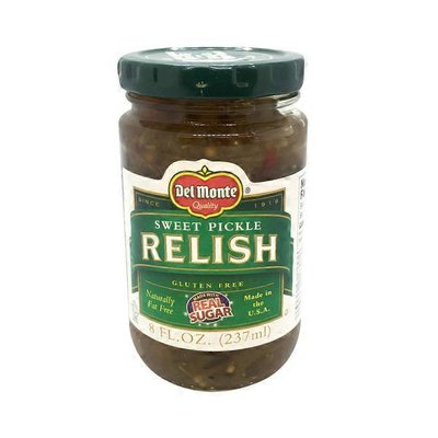 Del Monte Relish, Sweet Pickle