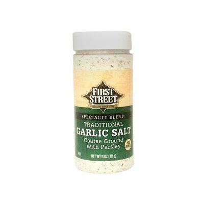 First Street Traditional Garlic Salt
