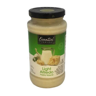 Essential Everyday Light Alfredo Pasta Sauce