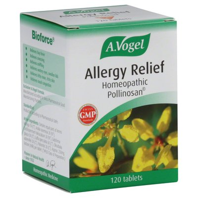 A. Vogel Allergy Relief, Tablets