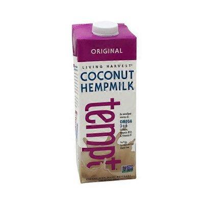 Living Harvest Tempt Original Coconut Hempmilk