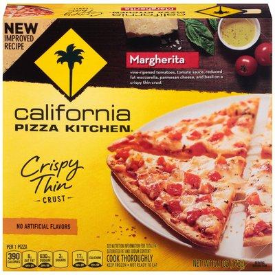 California Pizza Kitchen Margherita Crispy Thin Crust Pizza