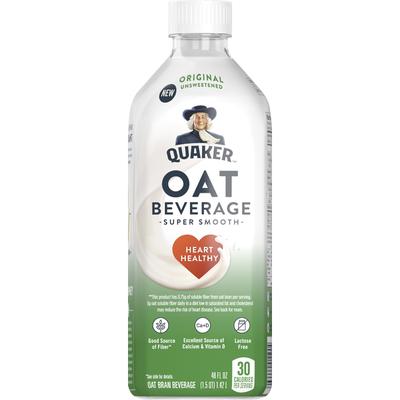 Quaker Oat Beverage Original