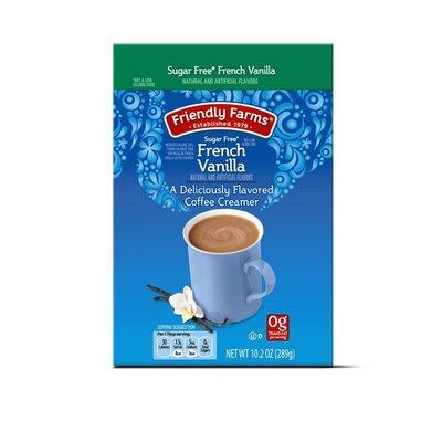 Friendly Farms Sugar Free French Vanilla Dry Coffee Creamer