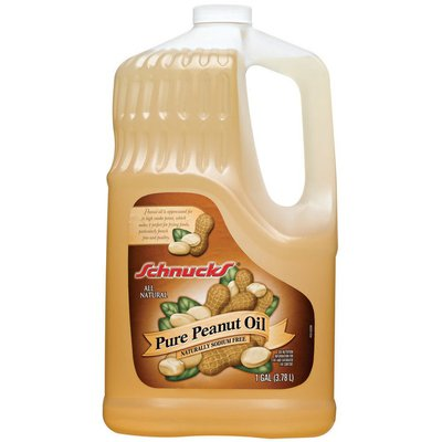 Schnucks Pure All Natural Peanut Oil