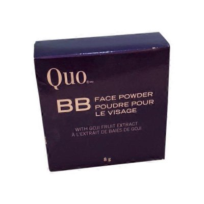 Quo BB Face Powder