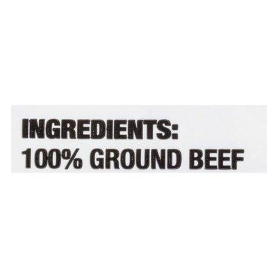 Food Lion Beef, Ground