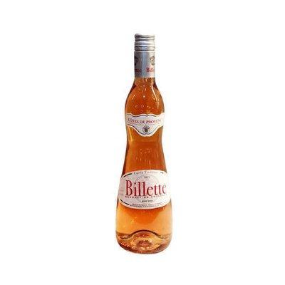 Billette Cuvèe Tradition Bouquet de Provence Rose Wine