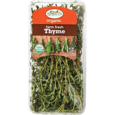 Sprouts Organic Fresh Thyme