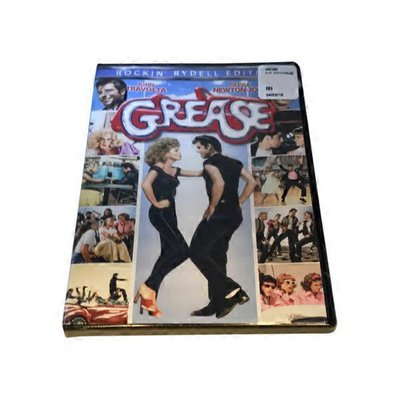 Paramount Pictures Grease DVD