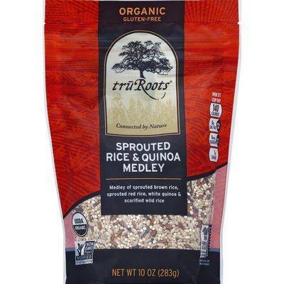 truRoots Sprouted Rice & Quinoa Medley