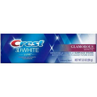 Crest Glamorous White Toothpaste