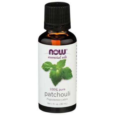 Now Essential Oils, 100% Pure, Patchouli, Bottle