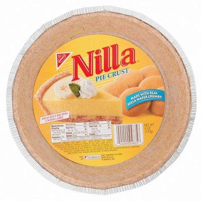 Nilla Nilla Pie Crust