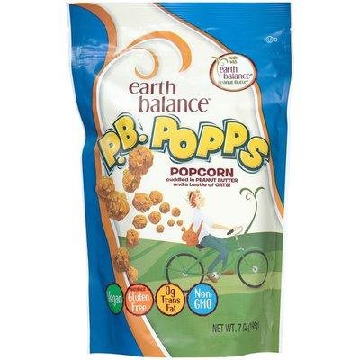Earth Balance PB Popps Popcorn