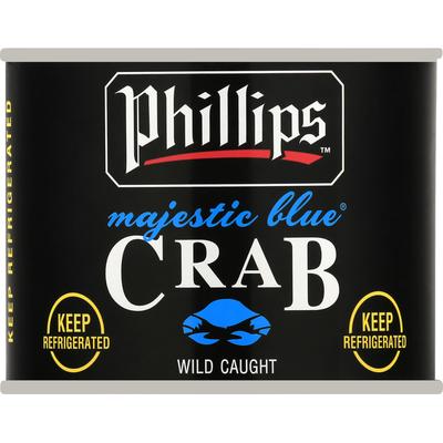 Philips Crab, Lump, Majestic Blue