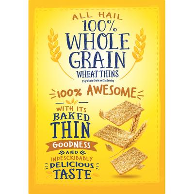 Wheat Thins Crackers, Original Flavor