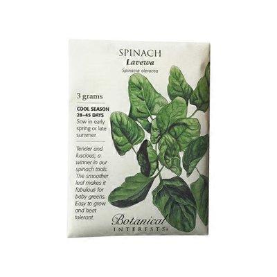 Botanical Interests Inc Lavewa Spinach Seeds