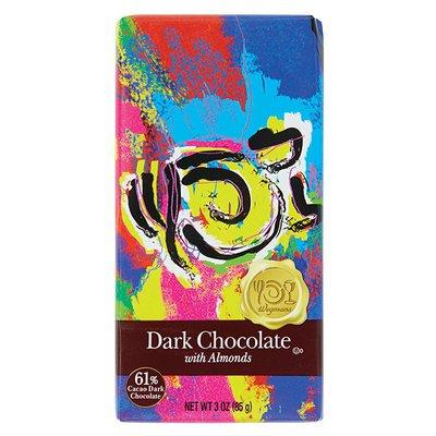 Wegmans Chocolate Bar, Dark with Almonds