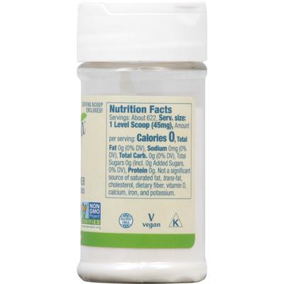 BetterStevia Sweetener, Organic, Zero-Calorie,Extract Powder