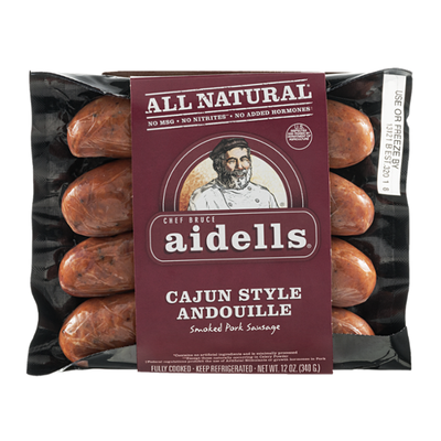 Aidells Cajun Style Andouille Smoked Pork Sausage Links