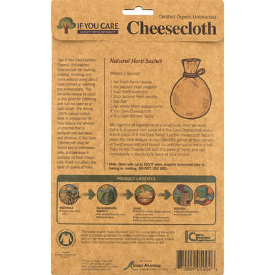 If You Care Cheese Cloth