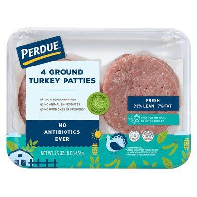 Perdue Ground Turkey Patties