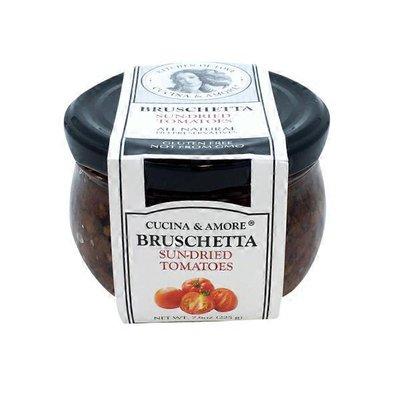Cucina & Amore Sun-dried Tomatoes Bruschetta