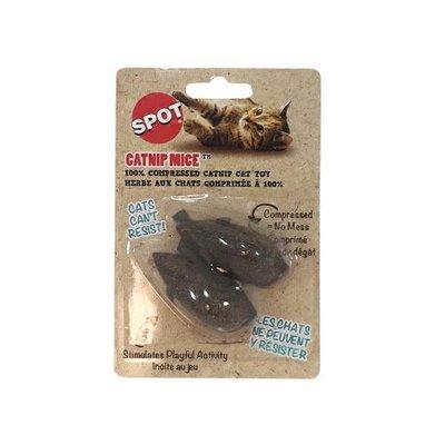 SPOT 100-Percent Catnip Candy Mice Cat Toy