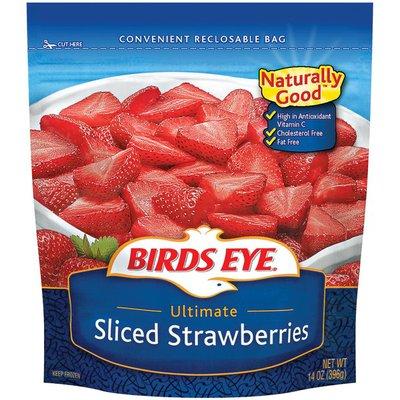 Birds Eye Sliced Ultimate Strawberries