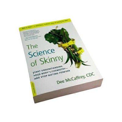 Nutri Books The Science Of Skinny Bk
