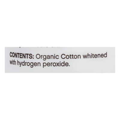 Nature's Promise Organic Cotton Rounds