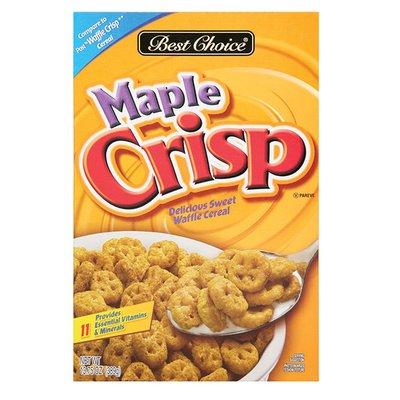 Best Choice Maple Crisp Cereal