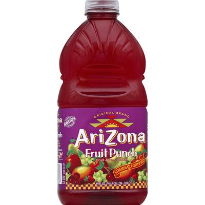 Arizona Fruit Juice Cocktail, Fruit Punch