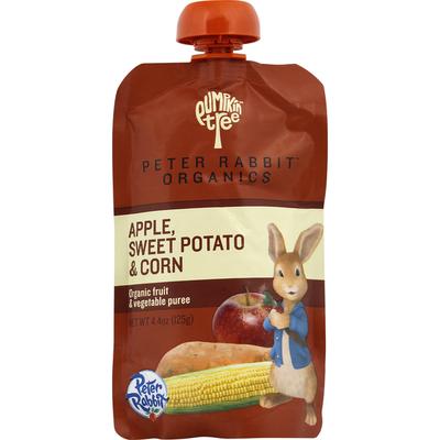 Peter Rabbit Organics Apple, Sweet Potato & Corn