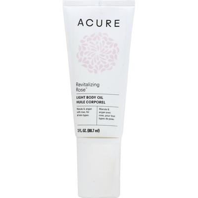 Acure Organics. Rose Marula + Argan Dry Oil Body Spray