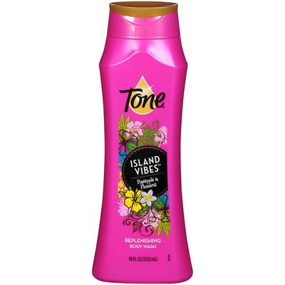 Tone Body Wash, Island Vibes