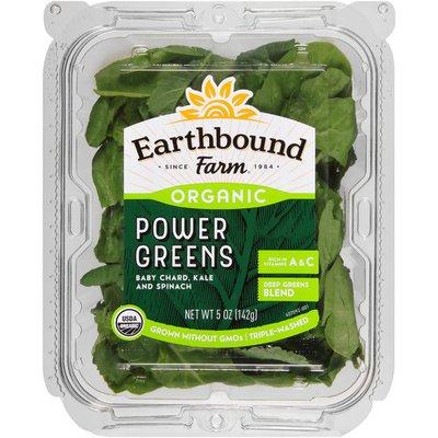 Earthbound Farms Organic Deep Greens Blend Power Greens