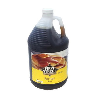 First Street Syrup