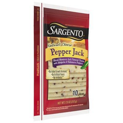 Sargento Pepper Jack Slices