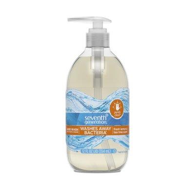 Seventh Generation Hand Wash Soap Fresh Lemon & Tea Tree