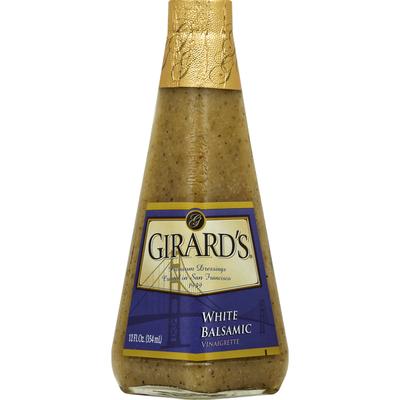 Girard's Vinaigrette, White Balsamic