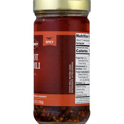 Dynasty Hot Chili Oil, Spicy