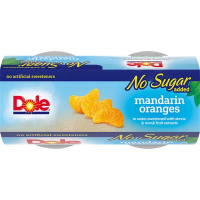 Dole No Sugar Added Mandarin Oranges
