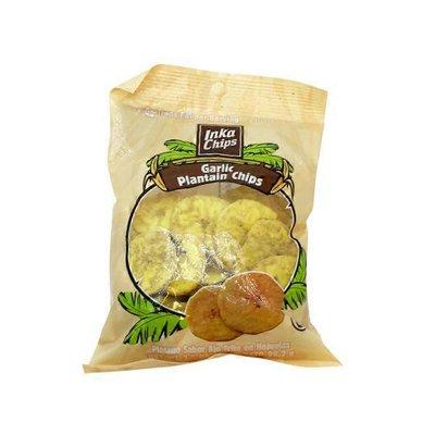Inka Garlic Plantain Chips