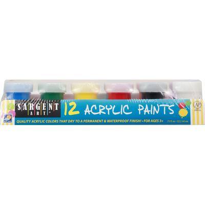 Sargent Art Acrylic Paints
