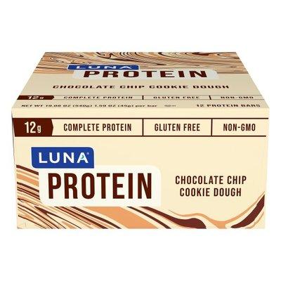 Luna Protein Chocolate Chip Cookie Dough