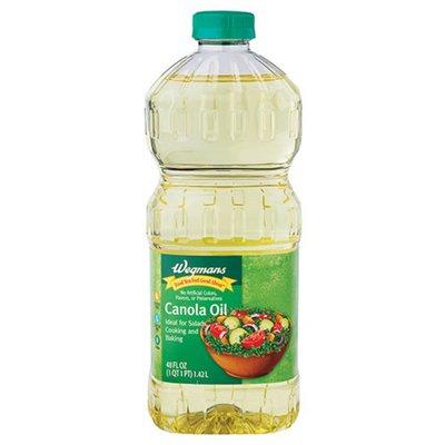 Wegmans Food You Feel Good About Canola Oil